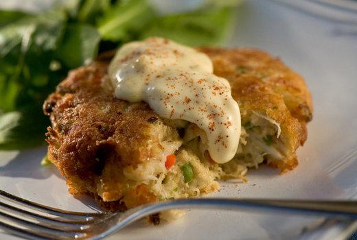 Best Maine Crab Cake Recipe